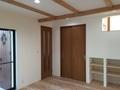 福山市新築・注文住宅 「中2階大収納の有る家」の画像1